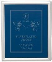 Henzo Fotolijst London - Londen 3.5x4.5 silver