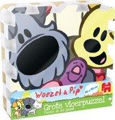 Woezel & Pip Foam Vloerpuzzel - Kinderpuzzel