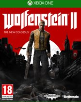Wolfenstein II The New Colossus - Xbox One