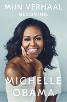 Boek cover Mijn verhaal [Nederlandstalig] van Michelle Obama (Paperback)