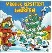 Vrolijk Kerstfeest Met De Smurfen