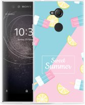 Sony Xperia XA2 Ultra Hoesje Sweet Summer
