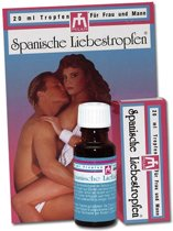 Spaanse Vlieg Liefdesdrank - 20 ml - Libido Stimulerend Middel