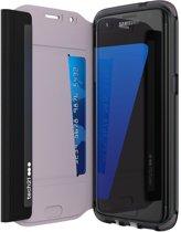 Tech21 Evo Wallet Samsung Galaxy S7 Edge - Smokey/Black