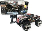 RC AUTO - Rc Monster Truck car radiografisch bestuurbaar monstertruck 1:8 |18km/u