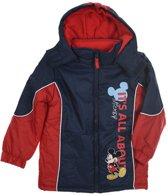 Winterjas van Disney Mickey Mouse maat 128