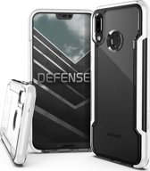 X-Doria Defense Clear cover - wit - voor Huawei P20 Lite