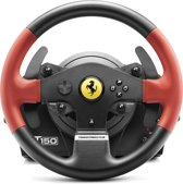 Thrustmaster T150 Force Feedback Racestuur - Ferrari Edition - PS3 + PS4