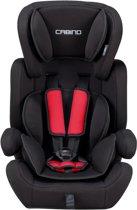 Cabino Autostoel 9-36kg  Zwart-Rood