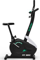 Hometrainer - Fitbike Ride 2 - Fitness fiets met tablet houder - Zwart