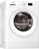 Whirlpool FWL61452W EU wasmachine Vrijstaand Voorbelading Wit 6 kg 1400 RPM A++
