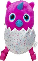 Hatchimal plush backpack - Owlicorn