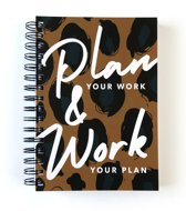 Black Friday 20%: A5 PLANNER Leopard A