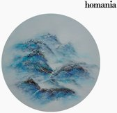 Olieverfschilderij (60 x 4 x 60 cm) by Homania