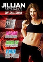 Jillian Michaels - The Collection (inclusief Banish Fat, Boost Metabolism en 30 day Shred)