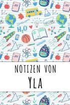 Notizen von Yla