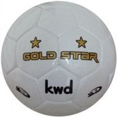 KWD Gold Star Voetbal - Wit - Maat 5
