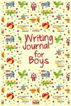 Writing Journal for Boys