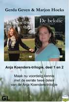 Anja Koenders-trilogie 1-2 - Anja Koenders-trilogie