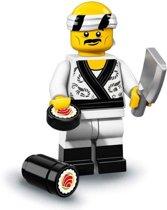 LEGO Minifigures The NINJAGO Movie – Sushi Chef 19/20 - 71019