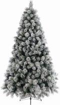 Everlands Vancouver Mixed Pine Snowy besneeuwde kunstkerstboom 210 cm - zonder verlichting