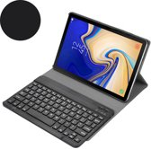 Samsung Galaxy Tab A 10.1 2019 Toetsenbord Hoes - Bluetooth Keyboard Cover Business Zwart - Shop4