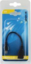 Gembird USB micro/USB 0.15m