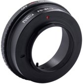 Adapter FD-M4/3: Canon FD Lens - Micro M4/3 M43 mount Camera