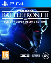 Star Wars Battlefront II Elite Trooper Deluxe Edition - PS4