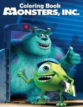 Monsters, Inc Coloring Book