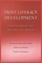 Print Literacy Development