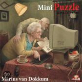 Puzzelman Puzzel - Meegaan met je tijd