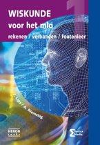 Boekomslag van 'Wiskunde voor het MLO / deel 1 rekenen, verbanden, foutenleer'