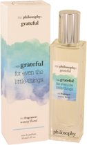 Philosophy Grateful By Philosophy Eau De Parfum Spray 30 ml - Fragrances For Women