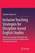 Inclusive Teaching Strategies for Discipline-based English Studies