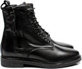 Elisir 204/07 veter boots - zwart, ,38 / 5