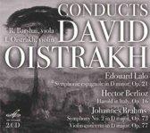 Oistrakh/Barshai/Moscow Radio Symph - Symphonie Espagnole/Harold In Italy