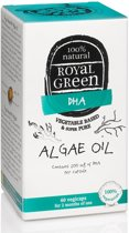 Royal Green DHA Algenolie 60 vegicaps
