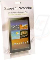 Soft film voor Samsung Tab 4 8.0 (8719273105061)-Transparant