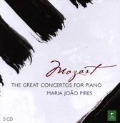 Mozart: Great Pianoconcertos