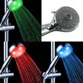 Brauch LED RGB Douchekop 9 kleuren