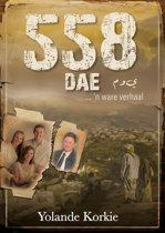 558 dae (eBoek)