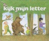 De leesbus - Kijk mijn letter