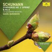 Symphonies Nos. 1 & 4 (Virtuoso)