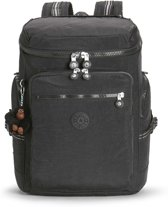 Kipling Upgrade Laptop Rugzak - True Black