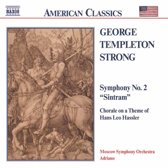 American Classics  Strong: Symphony No 2, etc / Adriano