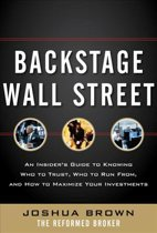 Backstage Wall Street
