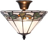 Tiffany plafondlamp Epse