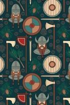 Viking Pattern - Go To Valhalla 15