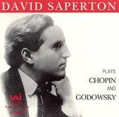 David Saperton Plays Chopin and Godowsky
